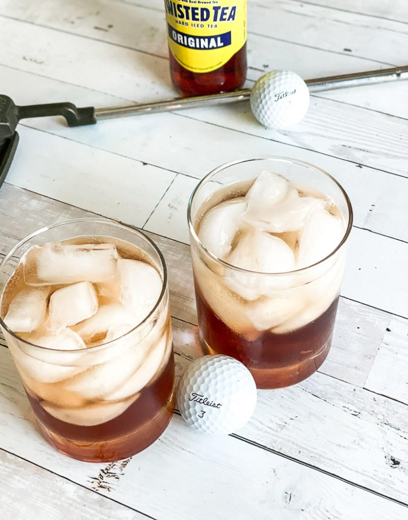 Cocktails Golf Balls