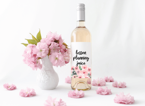 Wine Bottle Flowers