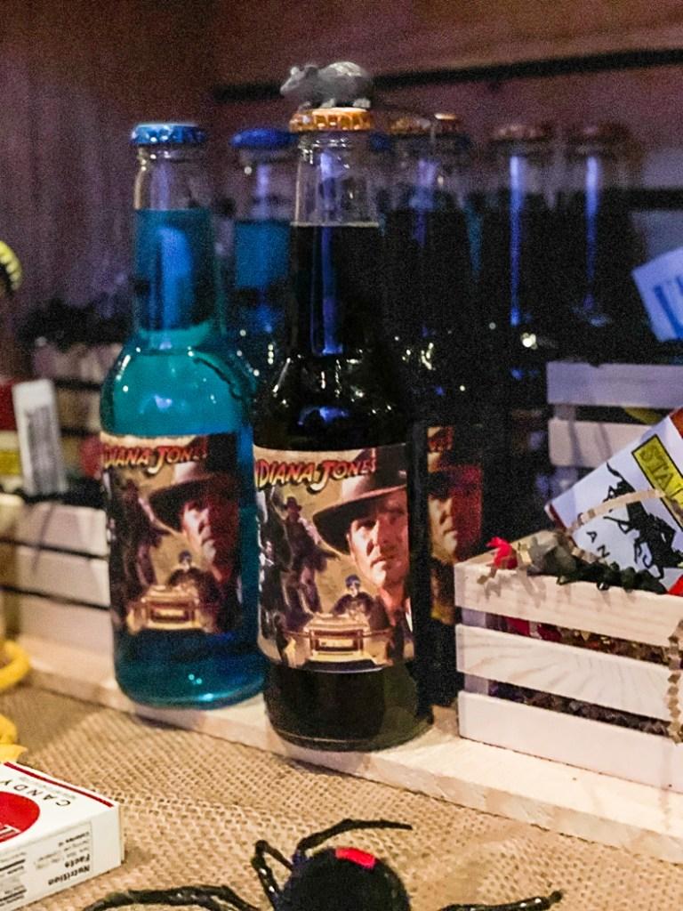 Indiana Jones Bottles