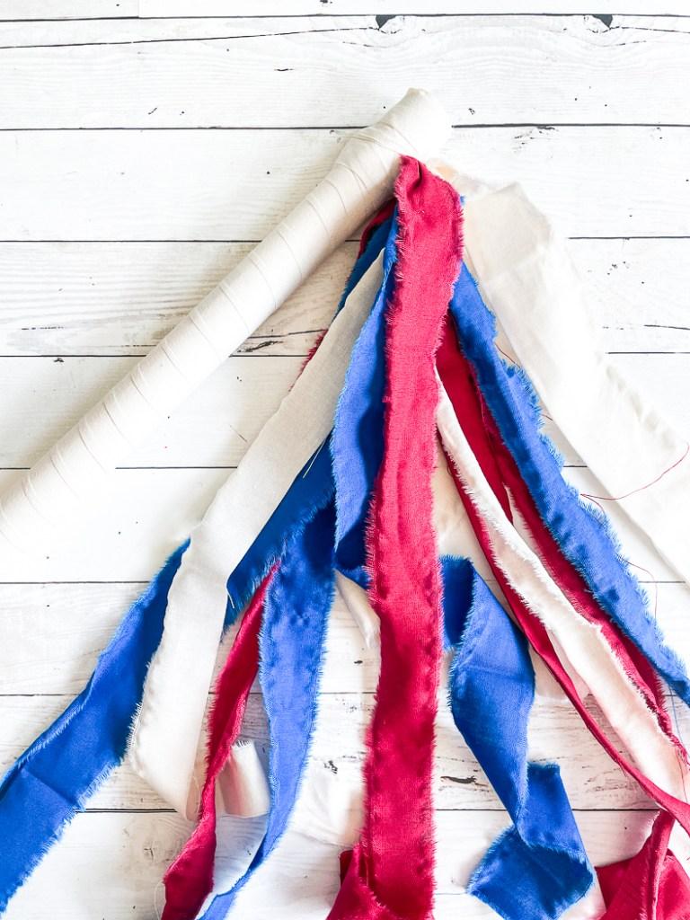 Ribbon Baton