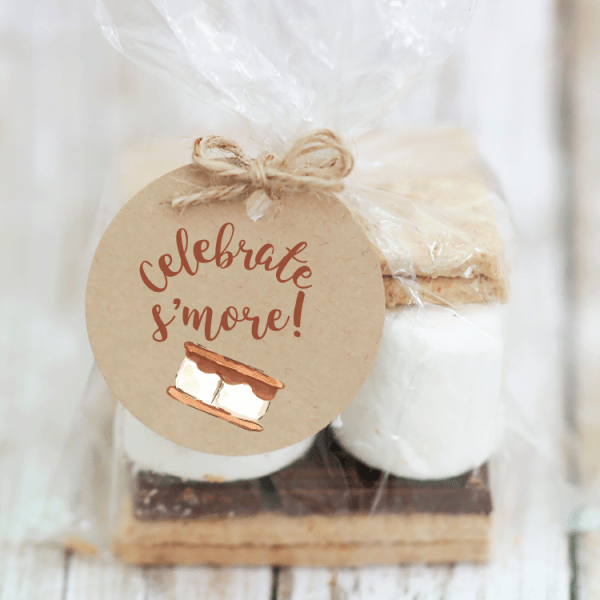 S'more's Party Favors