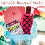 Mermaid Party Favor Idea