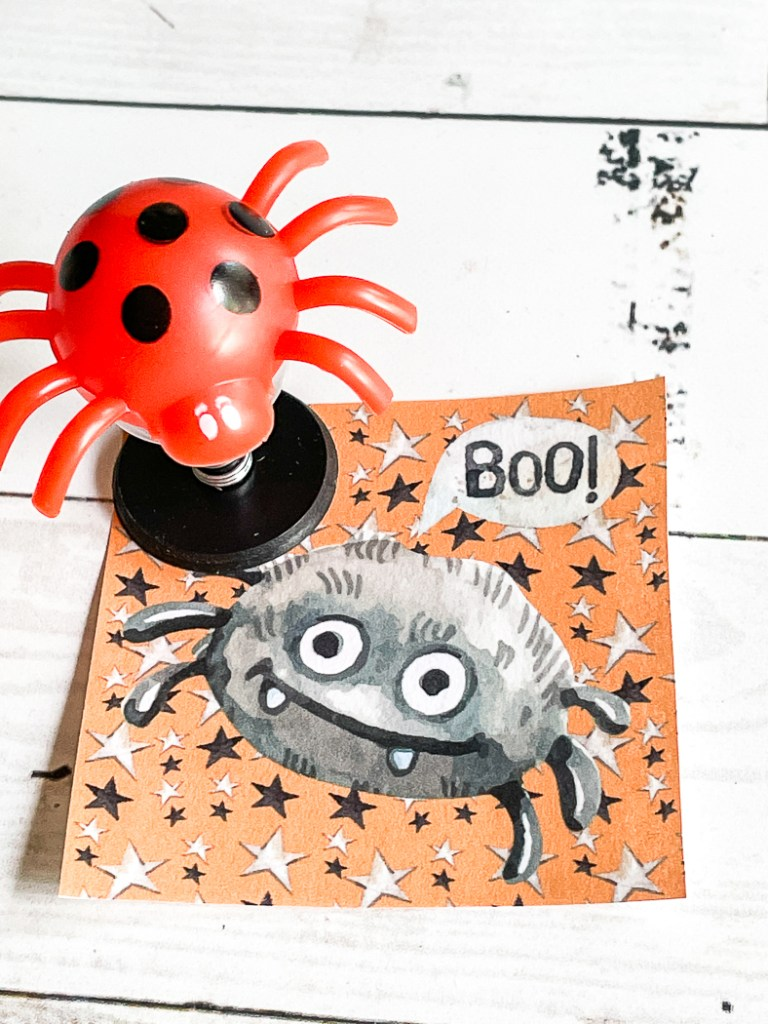 Spider Halloween Treats
