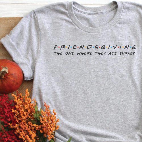 Friends Themed T Shirt