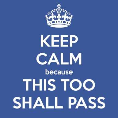 Inspirational Picture Quotes this too shall pass