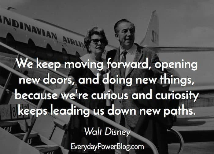 Walt Disney Quotes About Dreams  Life   Greatness   Everyday Power Walt Disney Quotes