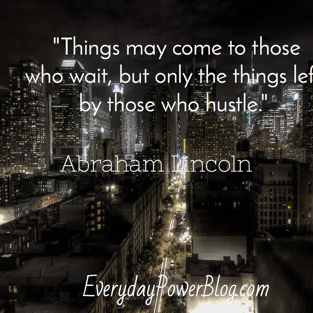 famous Abraham Lincoln Quotes on leadership