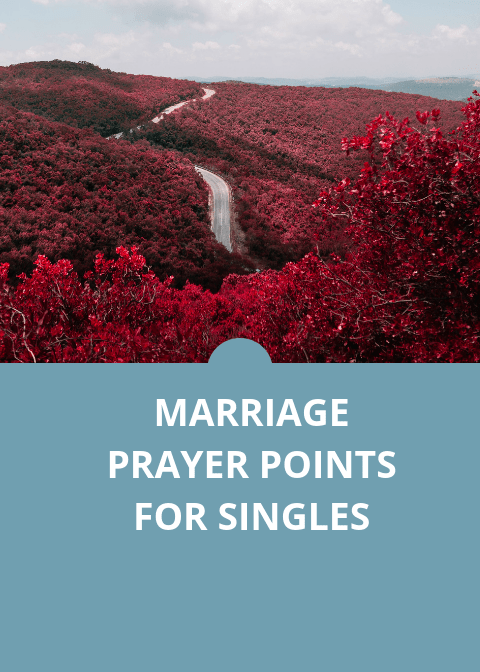 15 marriage prayer points for singles | PRAYER POINTS