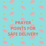 آمنة نقاط الصلاة التسليم