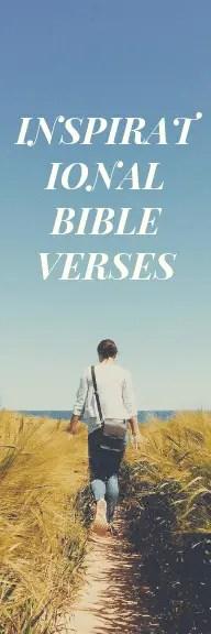 Įkvepiančios Biblijos eilutės