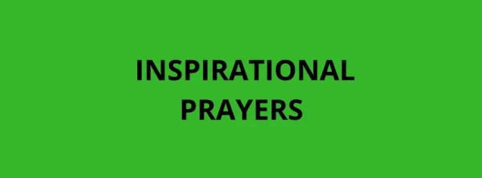 Inspirerende bønner i tider med fortvilelse