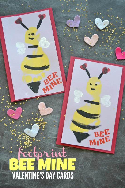 Crafty No Candy Valentine Ideas For Kids