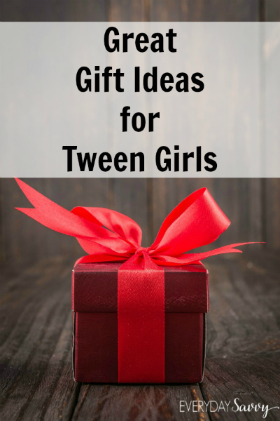 Great Gift Ideas For Tween Girls