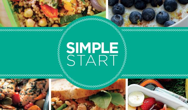 simple start by weight watchers