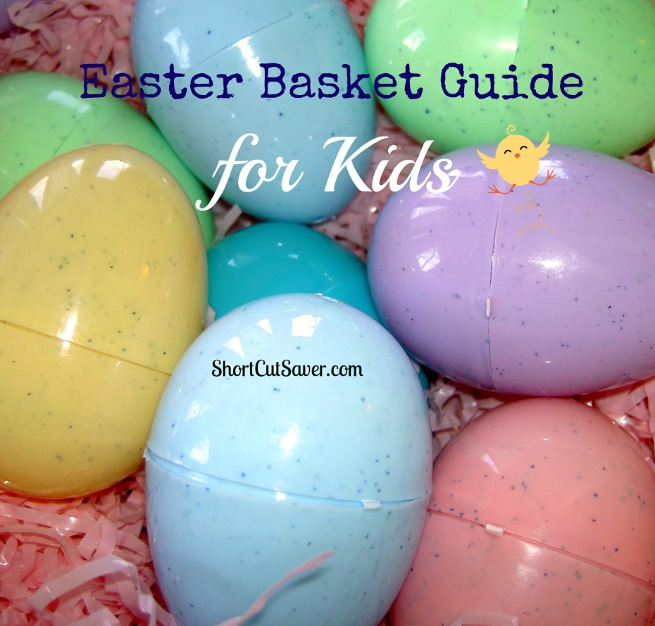 Easter Basket Guide for Kids