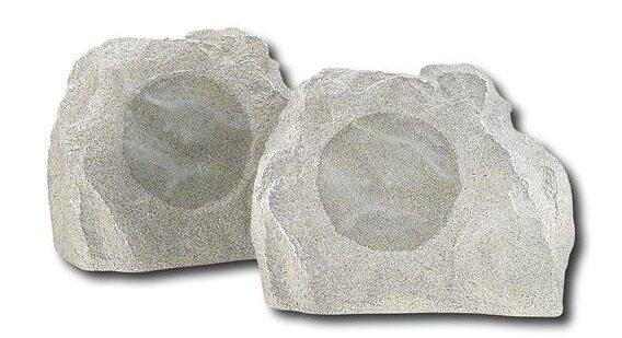 outside rock speakers