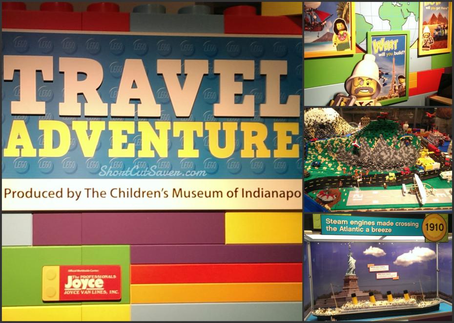 Lego Travel Adventure