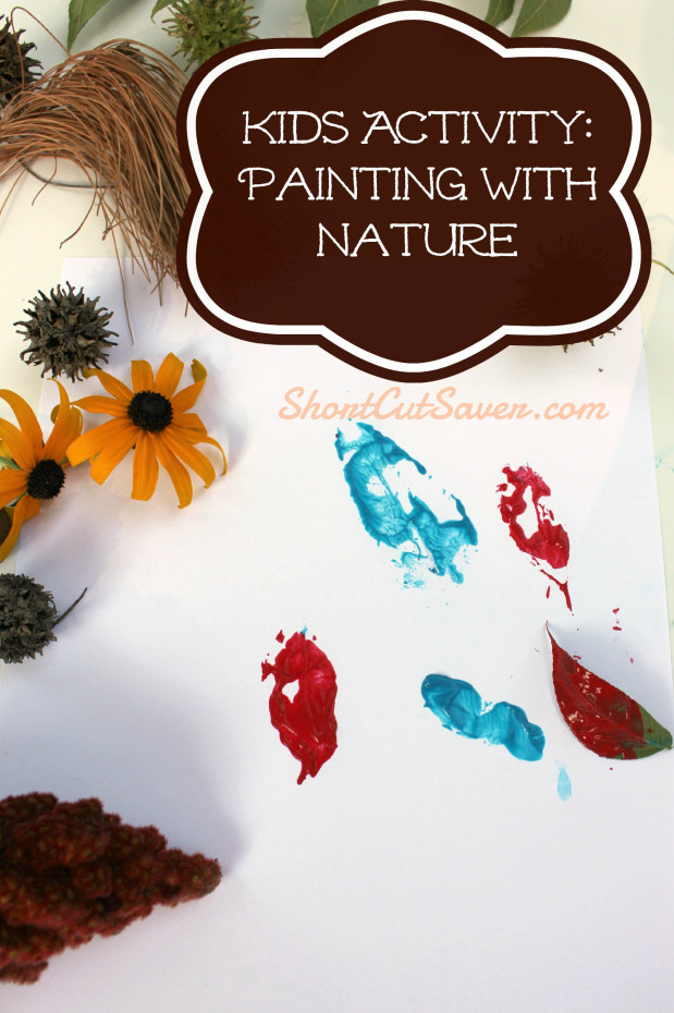 how to paint with nature