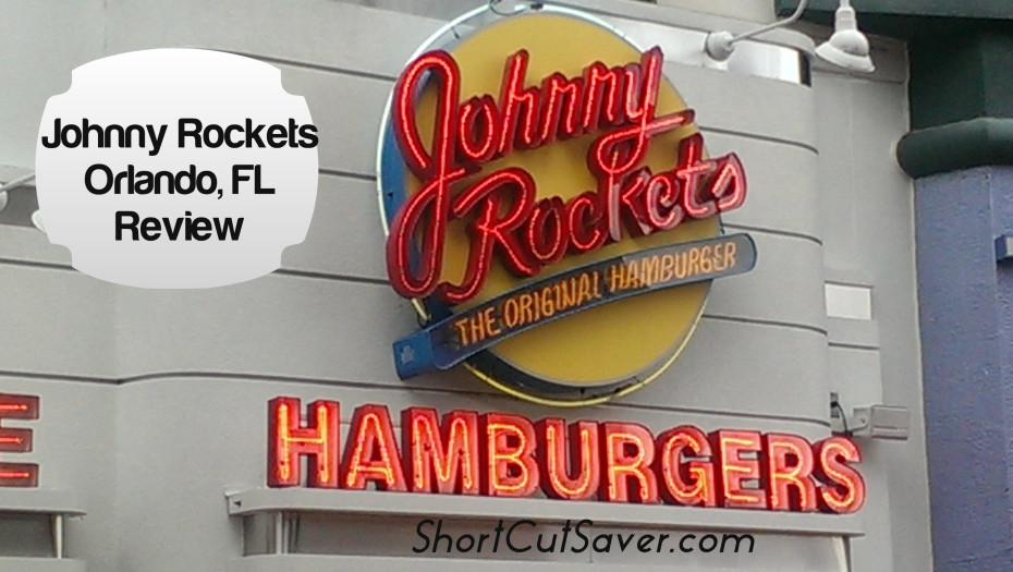 johnny rockets orlando, Fl review