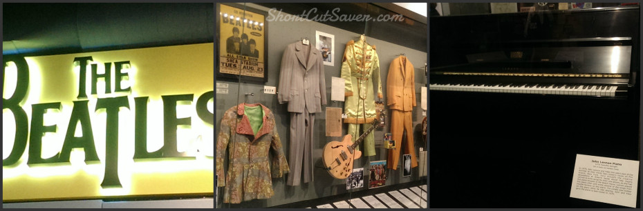 rock and roll hall of fame beatles
