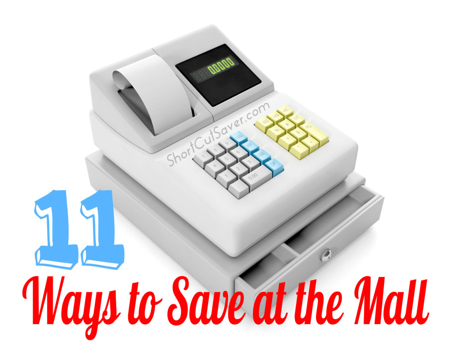 11 ways to save at the mall