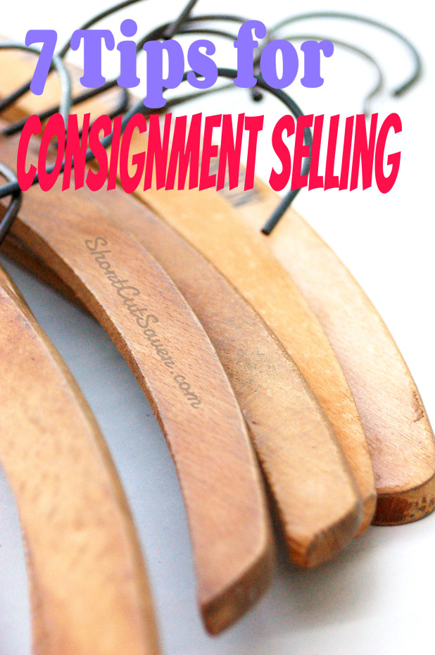 tips for consignment selling