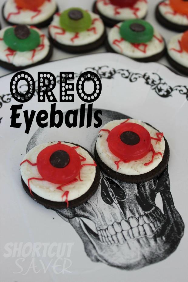 Oreo Eyeballs