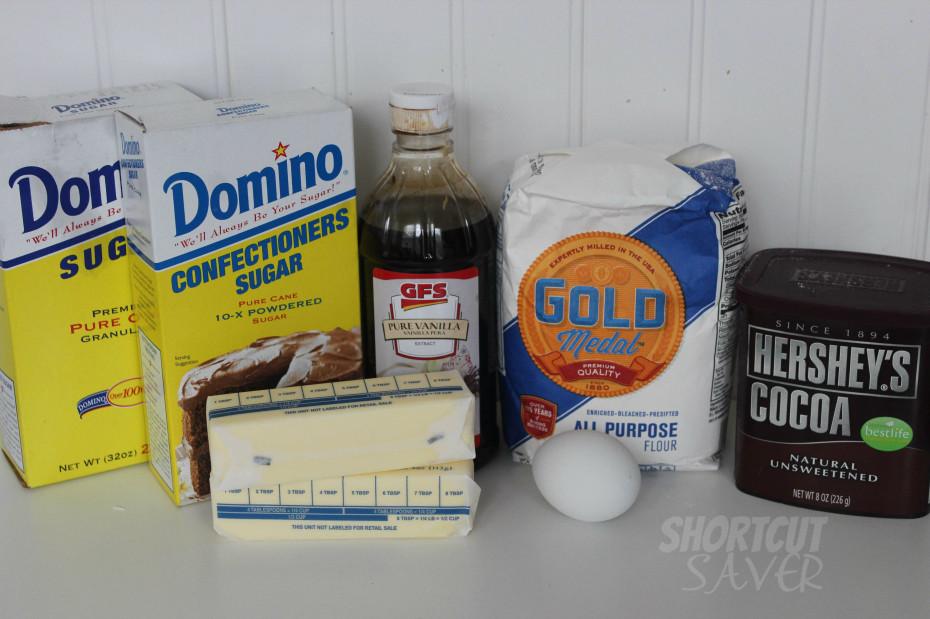 chocolate skeleton cookies ingredients
