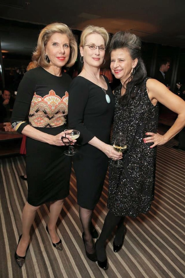 Into The Woods Interview with Meryl Streep, Tracey Ullman, & Christine Baranski