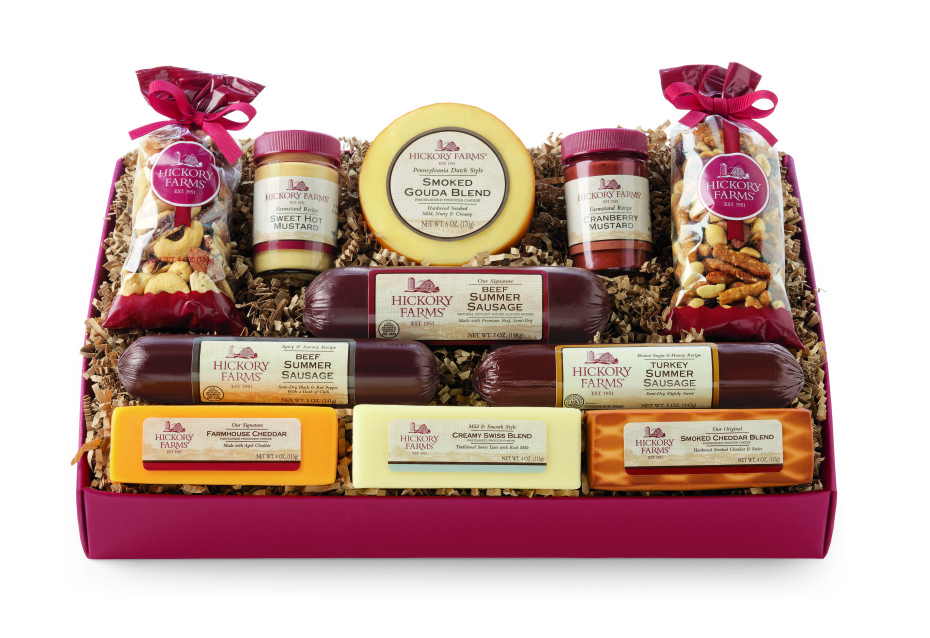 Hickory Farms Party Planner