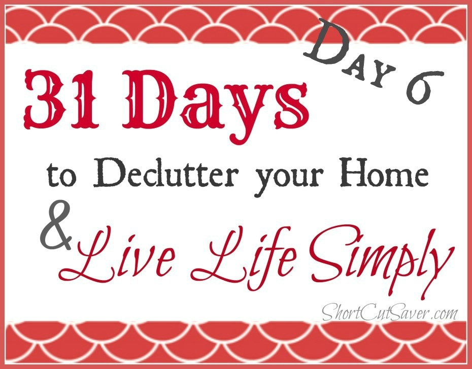 31 Days to Declutter Your Home & Live Life Simply: Kids Bedroom