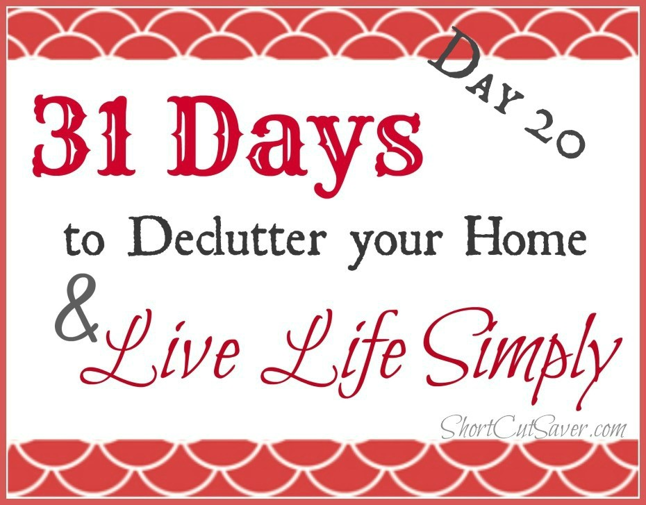31 Days to Declutter Your Home & Live Life Simply: Jewelry