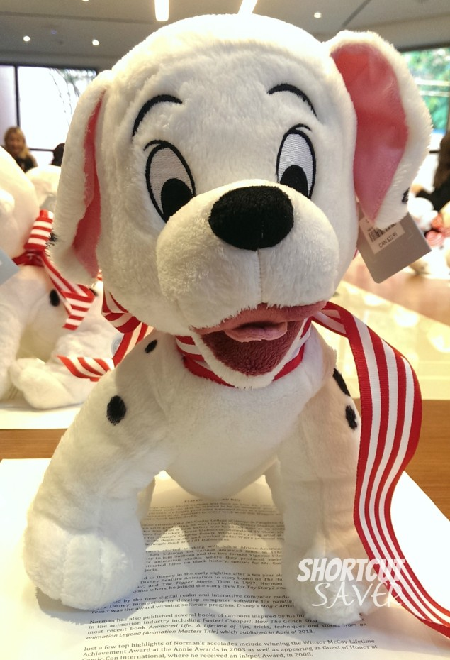 101 Dalmatians plush toy
