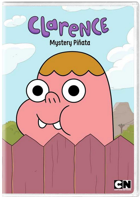 CLARENCE: MYSTERY PINATA