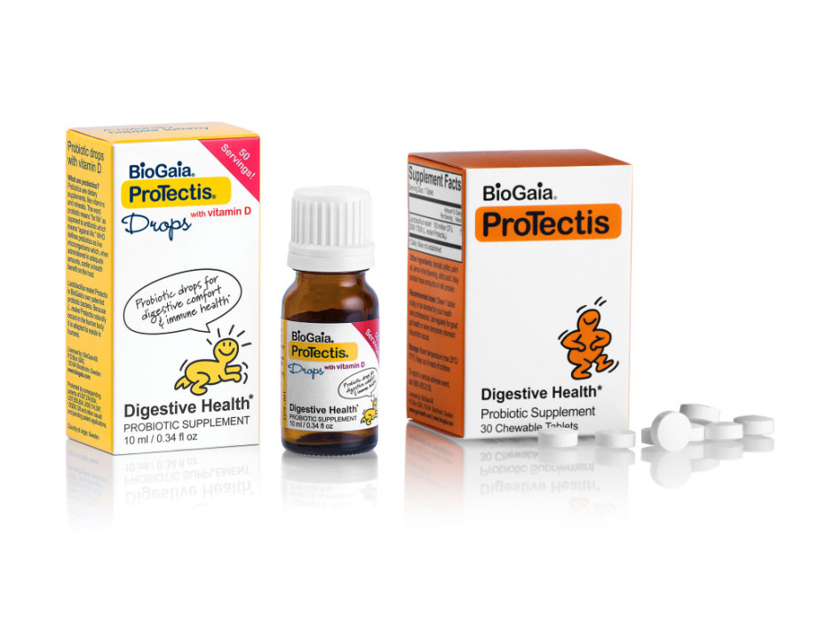 Keep your Kids Healthy with BioGaia ProTectis