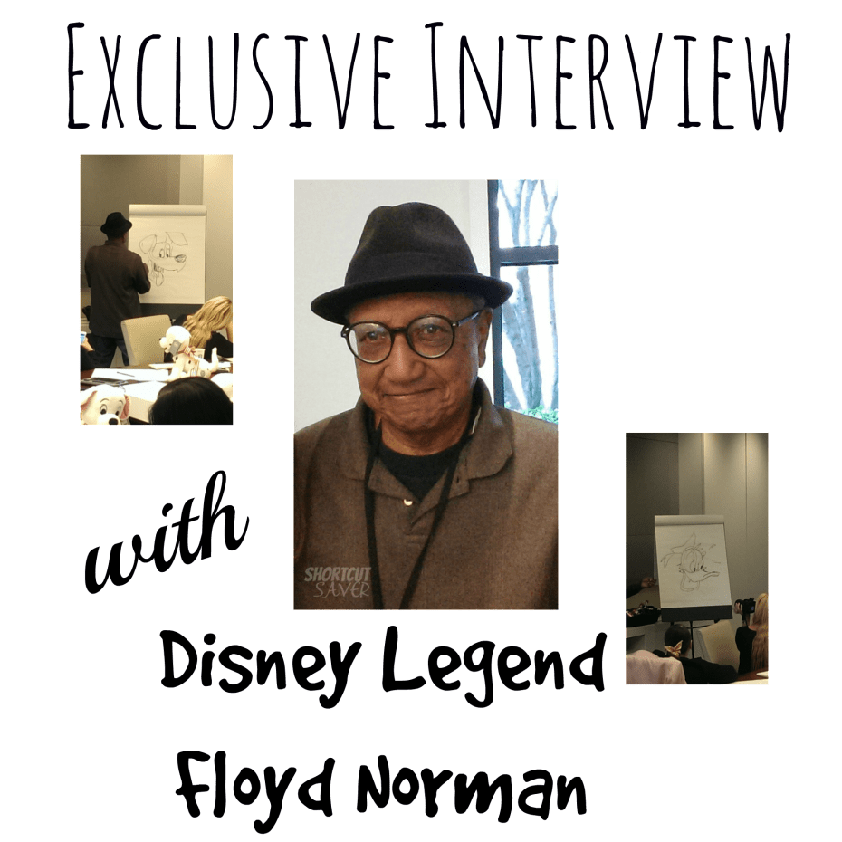 exclusive interview with Floyd Norman