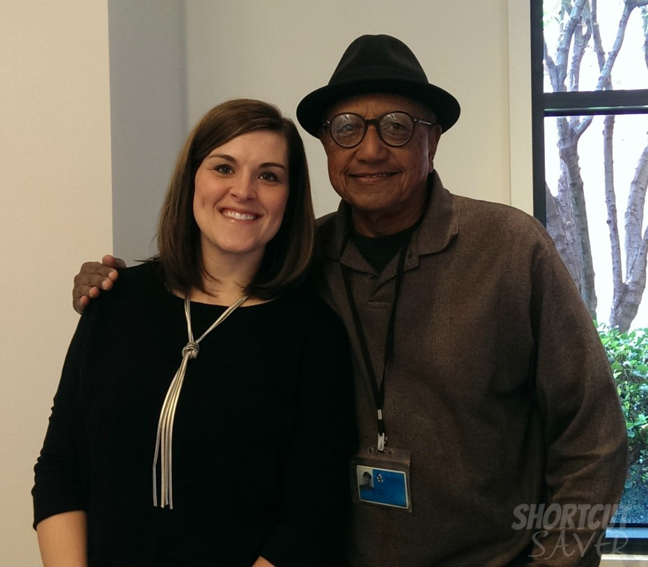 floyd norman and I