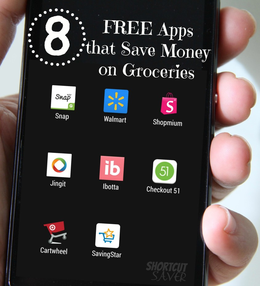 free apps that save money on groceries