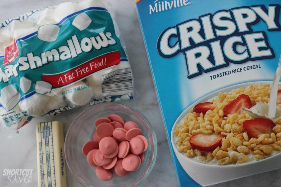 rice krispie treat bunnies ingredients