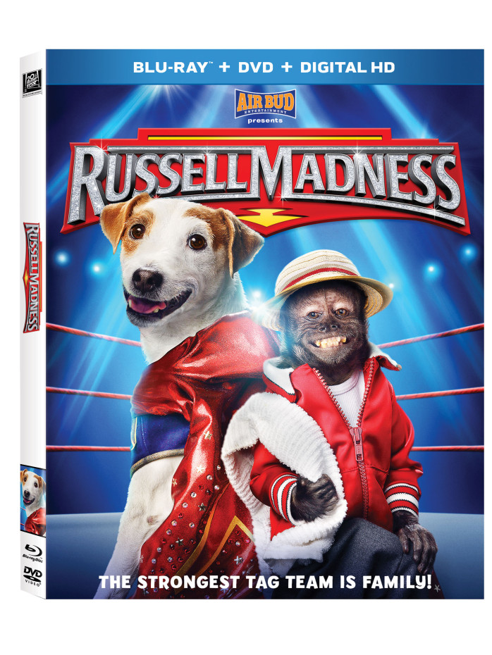 russell madness dvd