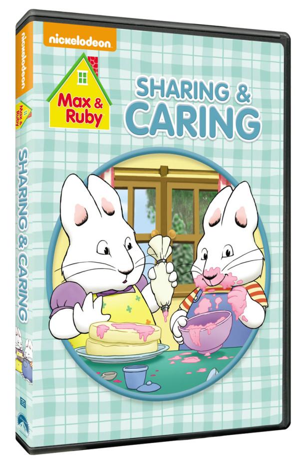 Max & Ruby Sharing & Caring