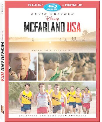 McFarland USA now Available on DVD