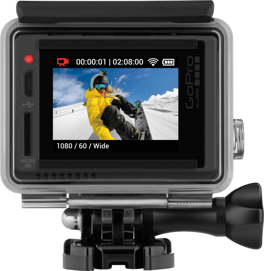 GoPro HERO+ LCD Launch at Best Buy