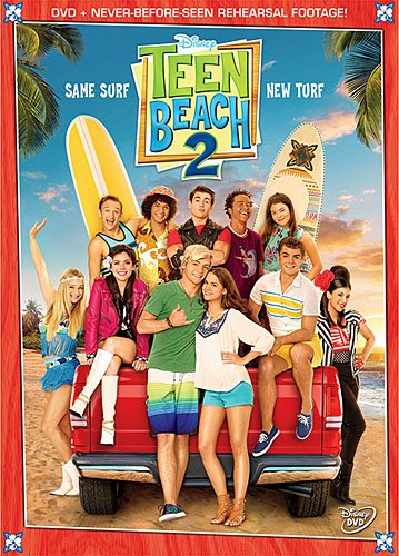 teen beach 2 movie