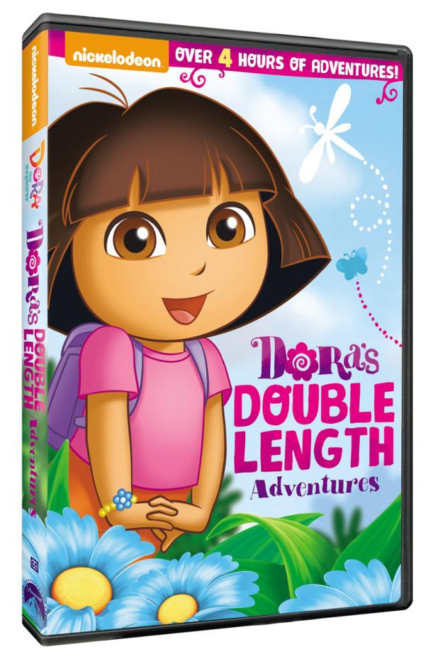 Dora the Explorer: Dora's Double Length Adventures