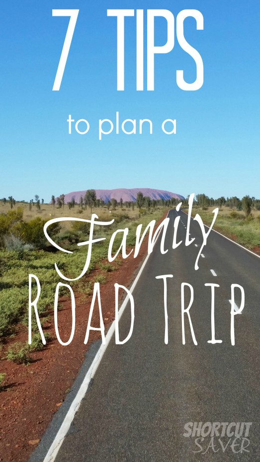 7 tips to plan a family road trip