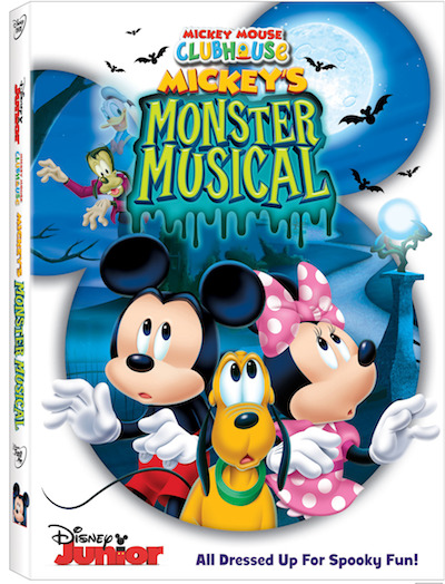 Disney's Mickey Mouse Clubhouse: Mickey's Monster Musical