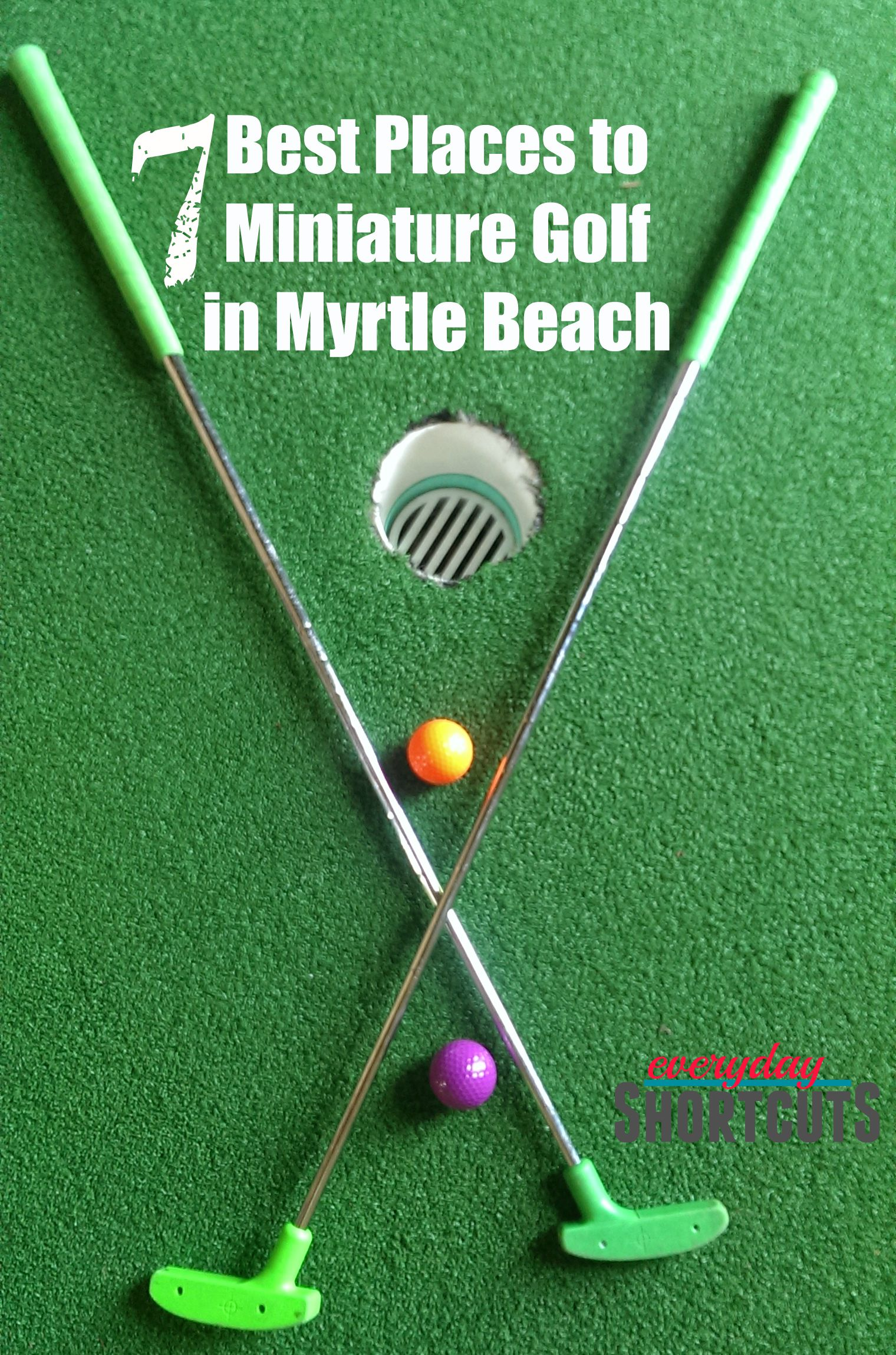 best places to miniature golf in myrtle beach
