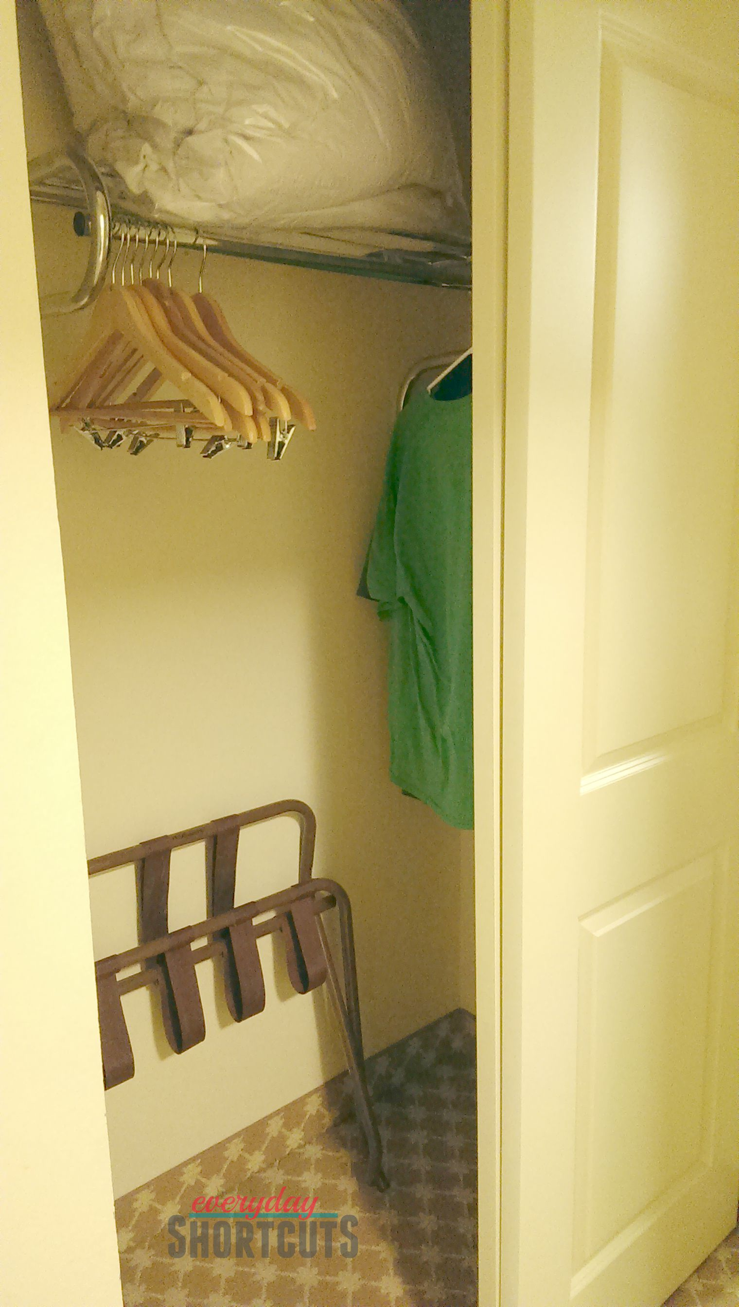 country inn & suites closet space
