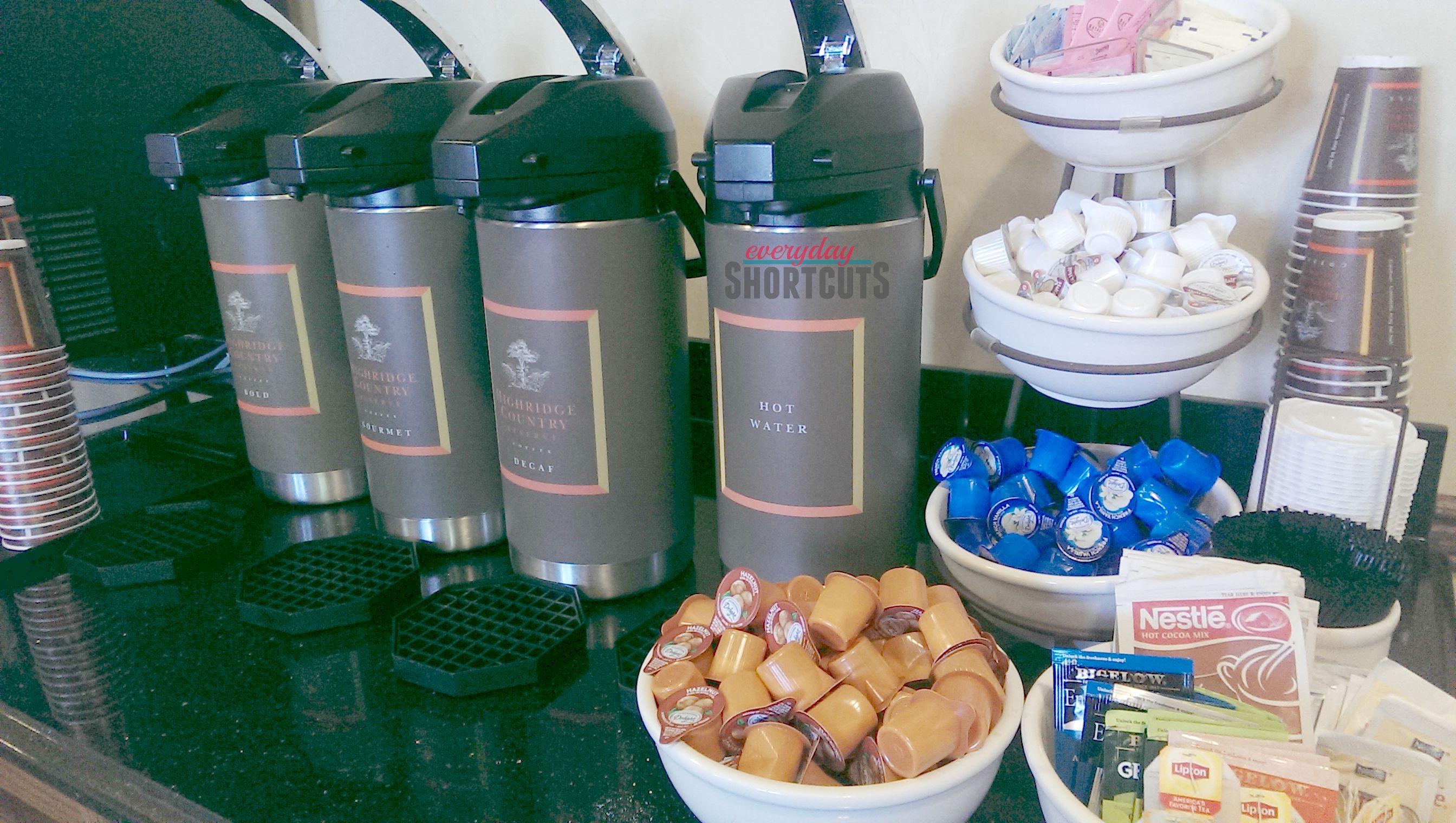 country inn & suites coffee bar
